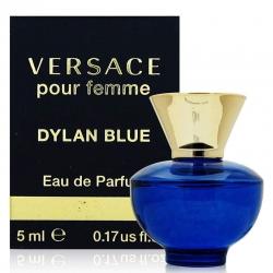 Colonia Mini Versace Dylan Blue Pour Femme Edp 5ml