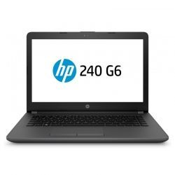 "Laptop HP 240 G6 14"" Core i3 6006U 4 GB RAM 1 TB HDD"