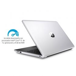 "Laptop HP 14-bs018la 14"" Core i5 I5-7200U 8 GB RAM 1 TB"