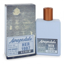 Colonia Aereopostale Denim 1987 Edt 100ml mujer