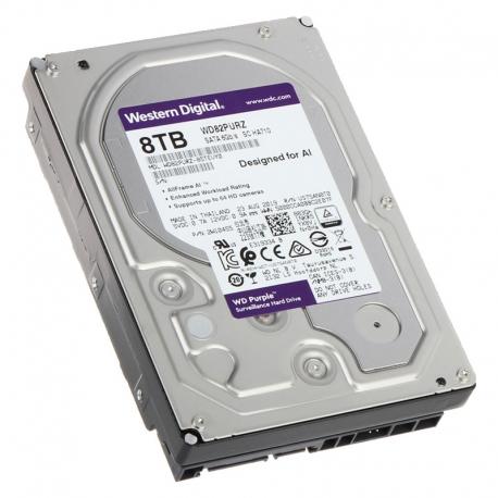 Disco Duro Western Digital Wd Purple 8TB 3.5