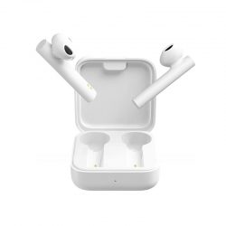 Audífonos Xiaomi Mi True Earphones 2 Basic blanco