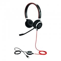 Headsets Jabra Evolve 40 Ms Stereo USB 3,5 mm