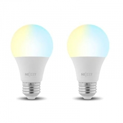 Bombilla LED Nexxt inteligente Wi-Fi 110V - A19