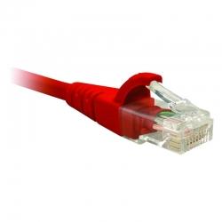 Cable Paatch Corde Cat 6A Rojo de 2.13 metros