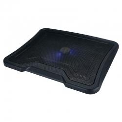 Base para laptop ARGOM enfriamiento luz azul