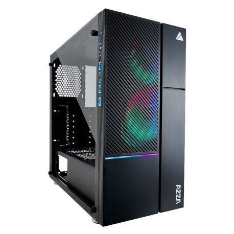 Torre Azza IRIS 330 media ATX ventilador RGB