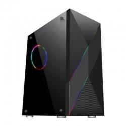 Torre Evox Stealth TG Media ATX USB 3.0 / 2 .0