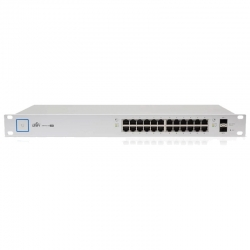 Switch Ubiquiti UniFi 24p 24X10/100/1000 2xSFP