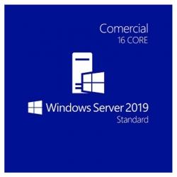 Licencia Microsoft Windows Server 2019 STDCORE 16