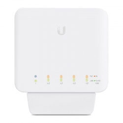 Switch Ubiquiti UniFi Flex PoE 5P Gigabit Ethernet