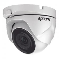 Cámara Turret Epcom 2MP 2.8mm angular 103° IP66