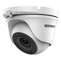 Cámara Turret Epcom 2MP IR EXIR 20m Exterior IP66