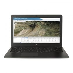 "Laptop HP ZBook 15u G3 15.6"" Core i7 I7-6600U 8 GB RAM 256 GB"