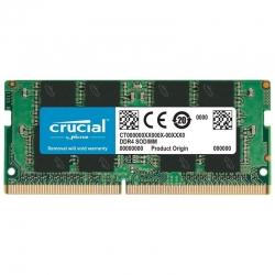 Memoria RAM Crucial CB8GS2666 8GB DDR4 Sodimm