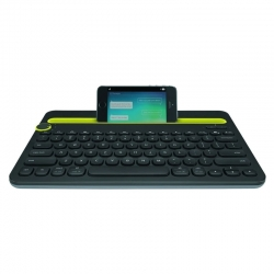 Teclado K480 Bluetooth Multidispositivo Español