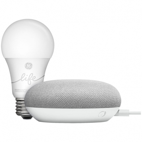 Kit de inicio de luz Google Led Inteligente Wi-Fi