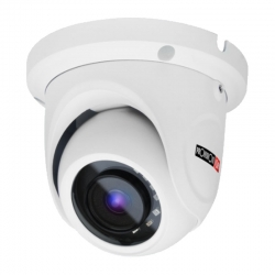 Cámara IP Provision 4MP lente fija 3.6mm PoE IP66