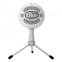 Micrófonos Logitech Blue Snowball Ice USB Blanco