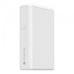 Cargador portátil Mophie 5200mAh 3.1 2 USB Blanco