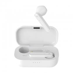 Audífonos Klip Xtreme Litetouch Bluetooth blancos