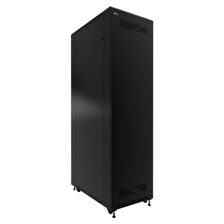 Gabinete Nexxt Solutions 37U 19' Black Skd D1000Mm