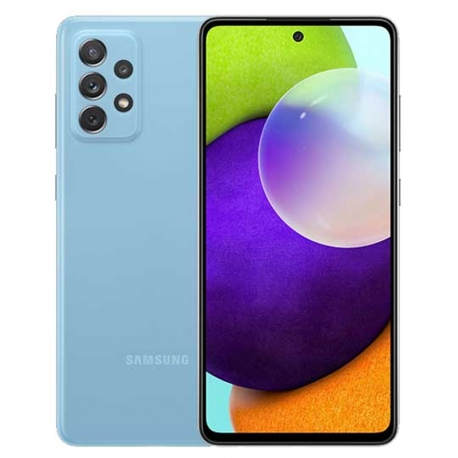 Celular Samsung Galaxy A72 4G Android 128GB Blue