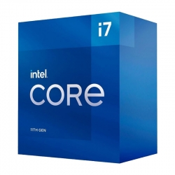 Procesador Intel Core I7 11700 2.5 Ghz 8 núcleos