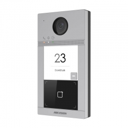 Sistemas de Puerta Villa Hikvision IP Wifi 2.4Ghz