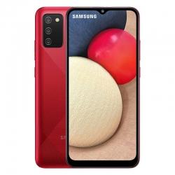 Celular Samsung Galaxy A02S Android 64GB rojo