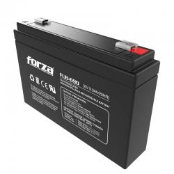 Batería recargable UPS Forza FUB-690 DC 6V 9Ah