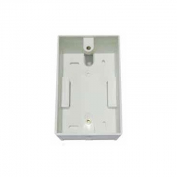 Caja modular Teklink para Canaletas 114x70mm
