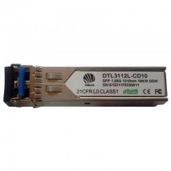 Módulo SPF 1.25G monomodo Dual Fiber 1310nm