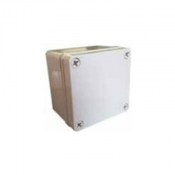 Caja Plexo Teklink IP66 10x10x7.5cm gris