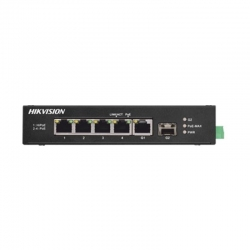 Switch Hikvision PoE no administrado 3 x 10/100