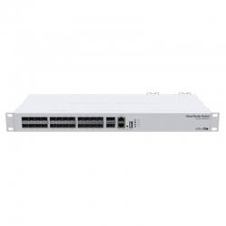 Switch Mikrotik CRS326-24S+2Q+RM Cloud Router L3