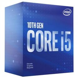 Procesador Intel Core I5 10400F socket Lga1200 12M