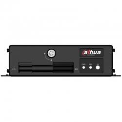 Grabador Móvil XVR 4CH Penta-híbrido 2 tarjetas SD