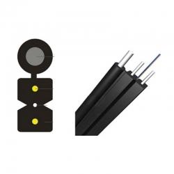 Cable Fibra Óptica Teklin FTTH SM LSZH Monomodo
