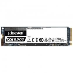 Disco Duro interno Kingston KC2500 500GB M.2