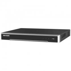 Grabador IP Hikvision NVR 16CH 60Mbps 1080P 4K 1U