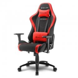 Silla gamer Sharkoon Skiller SGS2 negro/rojo