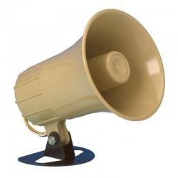 Sirena Honeywell 2 tonos 15W 719 alimentación DC