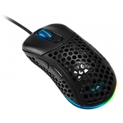 Mouse Sharkoon Ligth 2 200 gaming eSport RGB
