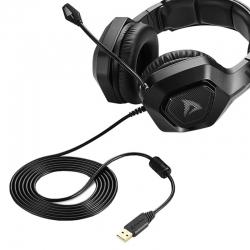 Headsets Sharkoon Rush ER30 estéreo RGB USB