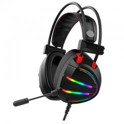 Headsets Gamer Eagle Warrior Quimera RGB USB