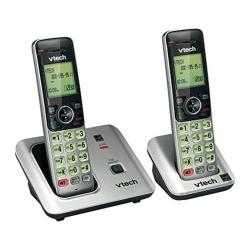 Teléfono inalámbrico VTech 2 terminales DECT 6.0