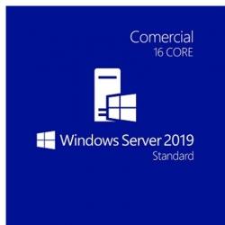 Licencia WinSvrSTDCore 2019 SNGL OLP 16Lic NL