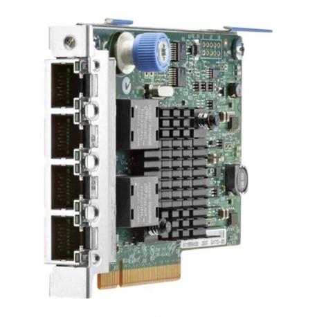 Adaptador HPE Ethernet 1 Gb 4 puertos FLR-T I350-T