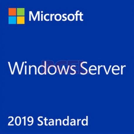 Licencia Microsoft Windows Server 2019 (4 núcleos)